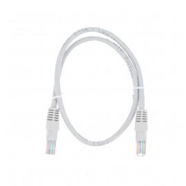 Lan cable Cat.5e UTP - 0.5 mt