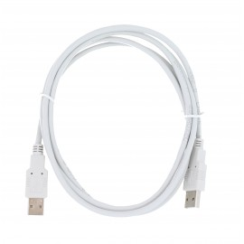 Cable USB 2.0 AM/AM 1.8 mt
