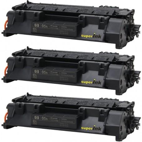 KIT-CE505A (3 toner)