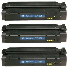 KIT-7115X (3 toner)