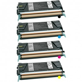 KIT-LEX524 (4 toner)