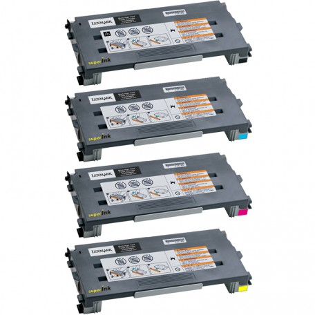 KIT-LEX500 (4 toner)
