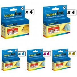 KIT-CN5/CN8BCMY (20 cartridges)