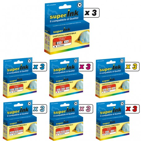 KIT-CN8 Photo+R (21 cartridges)