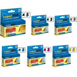 KIT-PG520/CL521GY (20 cartridges)