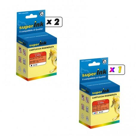 KIT-BC02/05 (3 cartridges)