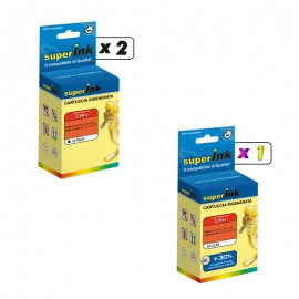 KIT-PG37/CL38 (3 cartridges)