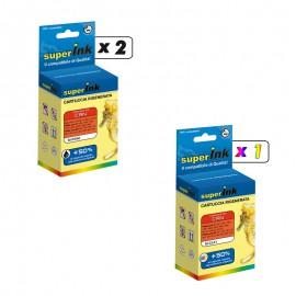 KIT-PG40/CL41 (3 cartucce)