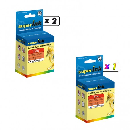KIT-PG540XL/CL541XL (3 cartridges)
