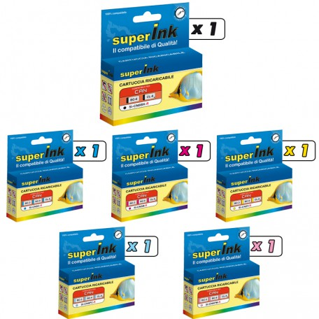KIT-CN8-R Photo (6 cartridges)