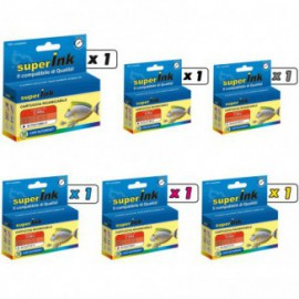 KIT-PG570/CL571GY-R (6 cartucce)